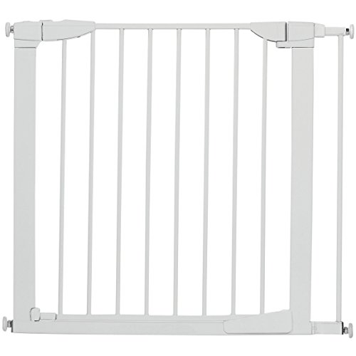 Product Image of the Munchkin Auto Close Metal Baby Gate, White (Old Version)