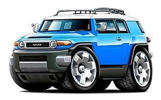 اسعار تويوتا FJ كروزر SUV شاحنة لا وقوف