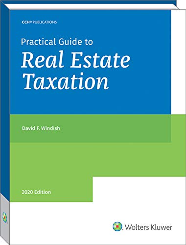 Real Estate Investing Books! - Practical Guide to Real Estate Taxation, 2020