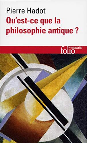 Qu'est-ce que la philosophie antique?