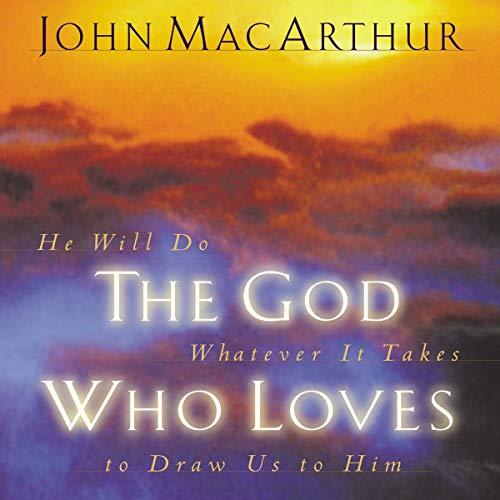 The God Who Loves cover art