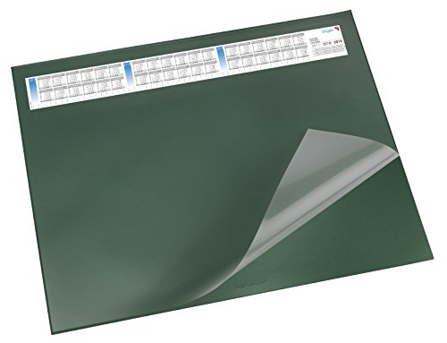 Läufer Durella DS bureau-onderlegger 40x53 cm groen