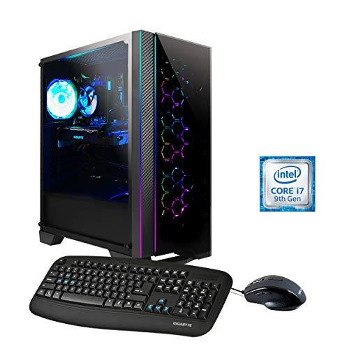 Hyrican Nova PCK06523 Intel i7-9700 16GB RAM 480GB SSD 1TB HDD RTX 2080 Ti Win10