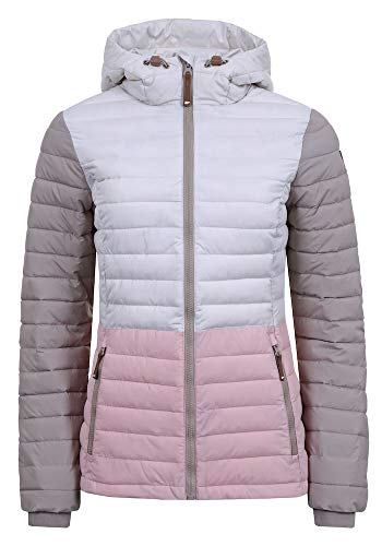 Icepeak EP AVERA Veste Femme, Baby Pink, FR : L (Taille Fabricant : 40)