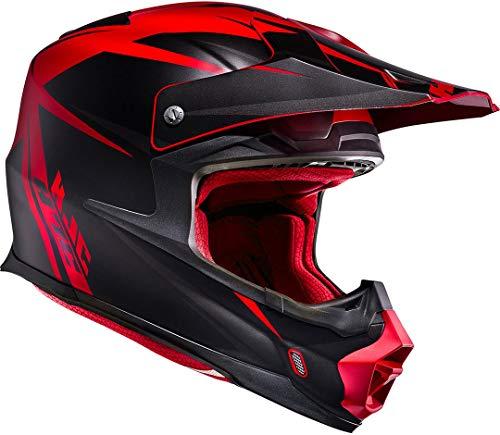 HJC FX-CROSS - AXIS / MC1SF - Crosshelm/Endurohelm/Motorradhelm, GröàŸe:M