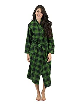 flannel robes for women