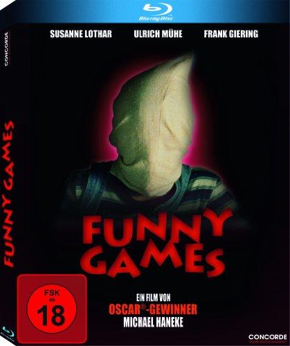Funny Games - Digital Remastered [Blu-ray]