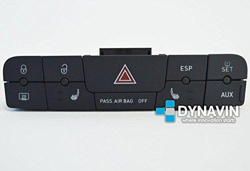 Dynavin BOT-Seat.6J-X - BOTONERA DE Control para Seat Ibiza