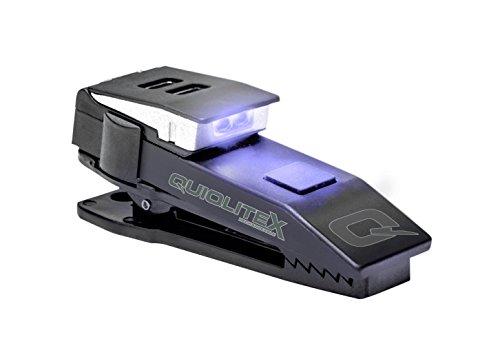 QuiqLite X LED U.V. / Weiß LED's LED inkl. Diffusoraufsatz XFLARE für Polizei und Feldjäger