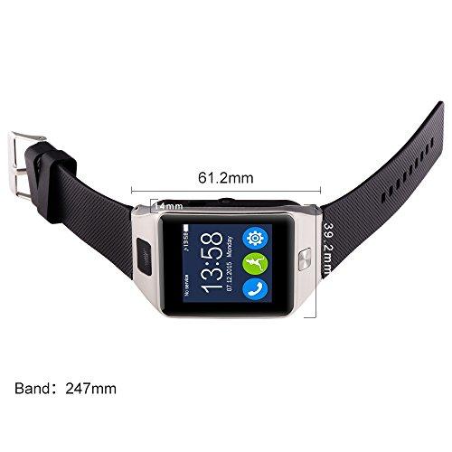 aiwatch Smart Watch Z20 Bluetooth muñeca Smart Relojes con FM ...