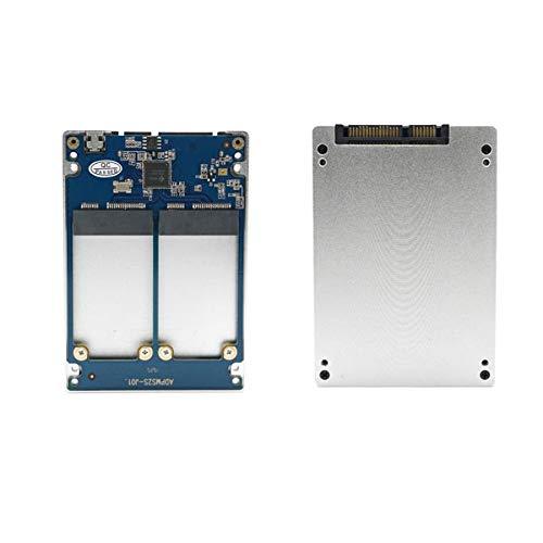 Dual mSATA RAID to 22pin 67% OFF of fixed price SATA Enclosur inch Superlatite 3.0 Adapter 2.5