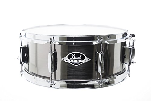 PEARL - EXX1455S/C21 Snare Drum, Smokey Chrome