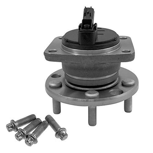 1x Radlagersatz Radnabe ABS Sensor Hinterachse links oder rechts