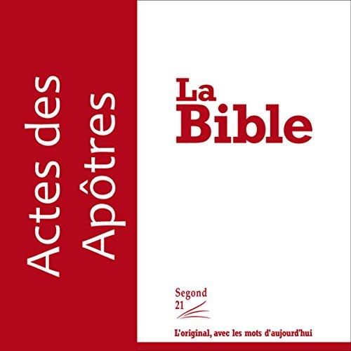 Couverture de Actes des apôtres - version Segond 21