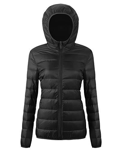 CIOR Women's Packable Down Jacket
