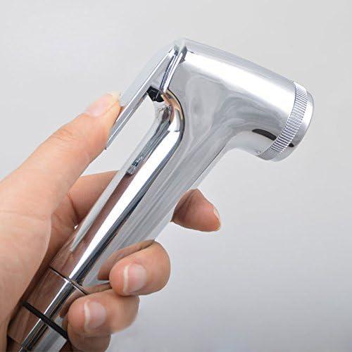 ABS Handbrause Düse Duschkopf Sprinkler WC Bidet Sprayer Badezimmer 2019