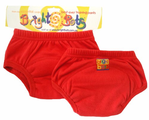 Bright Bots Potty Lot de 2 (, rouge, Taille M, 18–24 mois)