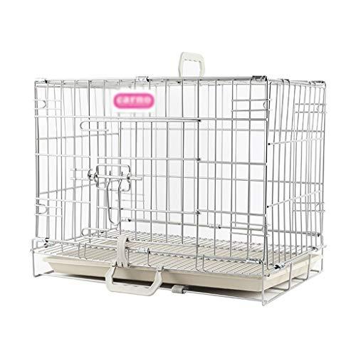 jaula perro Jaula del perro pequeño y mediano perro con aseo perro...