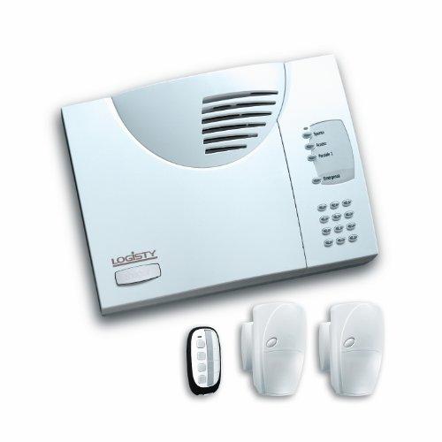 kit antifurto logisty expert facile+con infrarossi sk352-22i ideale per un impianto d'allarme di base, integrabile con qualsiasi altra apparecchiatura della linea logisty expert