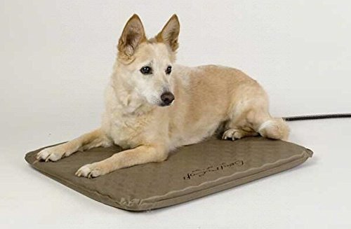 Lectro-Soft™ Heated Dog Pad with Cover Size: Medium (24