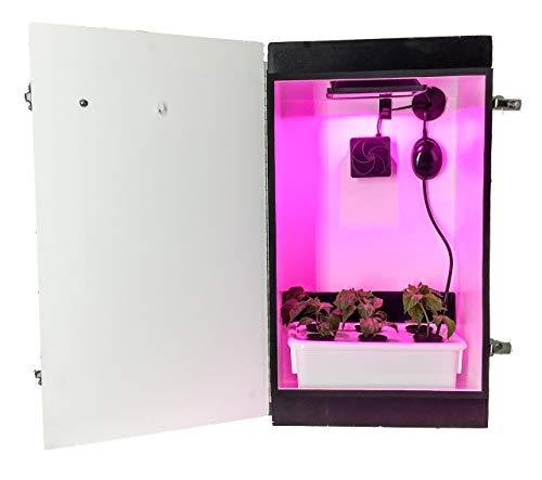 6-Pack - 6 Clone LED Hydroponics Grow Box