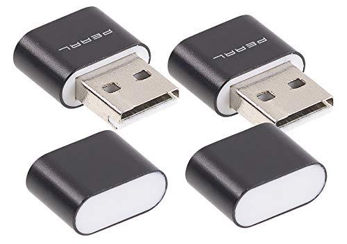 PEARL Micro SD USB 2er Set Mini Cardreader fur microSDHCXC Karten bis 128 GB USB Minikartenlesestick