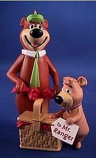 Hallmark Keepsake Christmas Ornament Yogi Bear And Boo Boo 1996