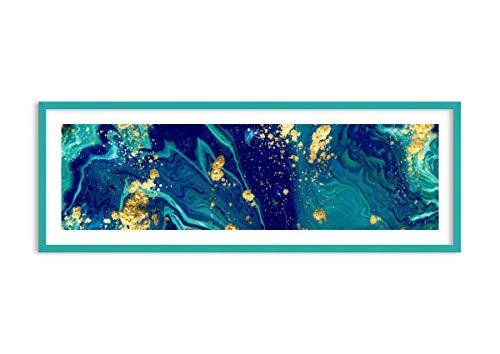 ARTTOR Lienzos Decorativos - Cuadros Decoracion Salon con Marco - Cuadros Modernos Baratos - Muchos Tamaños y Varios Temas Gráficos - Decoraciones para el Apartamento - F1CAB140x50-3831