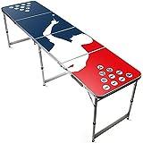 Tavolo da Beer Pong Ufficiale | Player | Birra Pong | qualità Premium | Taglie Ufficiali della Competizione | Gioco Serale e aperitivo | Gioco da Bere | OriginalCup®