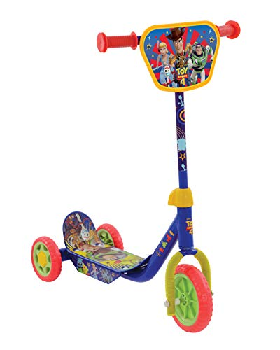 Toy Story 4 M004164 Deluxe Tri Scooter Toy Story, Multi