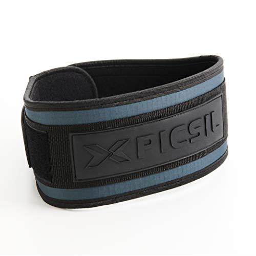 PicSil Cinturón Lumbar Levantamiento Pesas