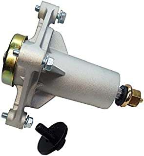 q&p Rep. 187292 Spindle Assembly Replaces AYP187292, Dixon 532192870 Husqvarna 532192870 532187292 532187281 539112057 587125401 AYP 187292 Ariens 21546238(with Screw, Bolt, Zerk Fitting)