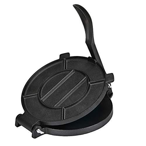 Bioexcel 8-Inch Premium Grade Cast Iron Tortilla...