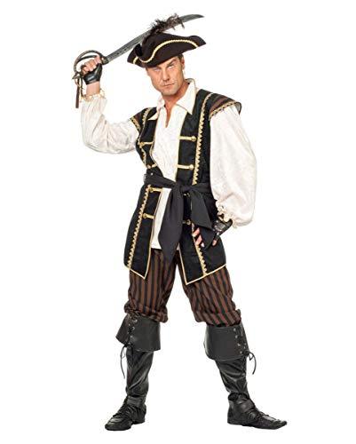 Traje De Comandante Pirata De Hombres 52