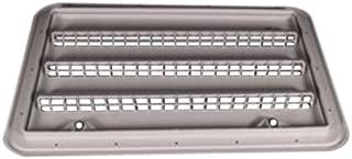 Norcold Inc. Refrigerators 621156PW Polar White Plastic Radius Corner Side Vent
