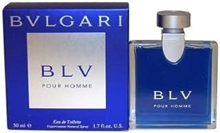 Bvl ga r i BLV Pour Homme EDT Spray for Men 1.7 FL. OZ./50 ml.