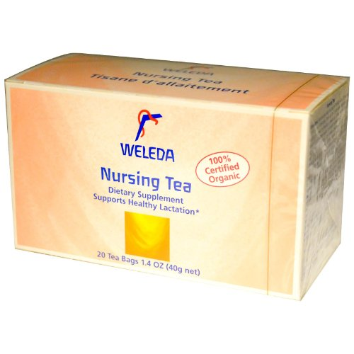 Nursing Tea Weleda 20 Bag
