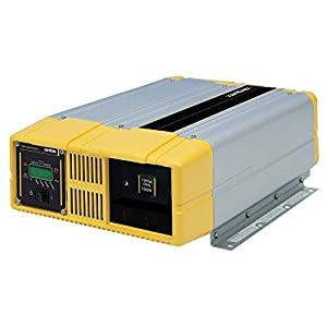 Xantrex 806-1851 PROsine 1800 24V Power Inverter with AC Hardwire Terminal Strip, 1800 watt inverter (2900 watt surge capability), Removable LCD display can be mounted remotely for control and monitoring
