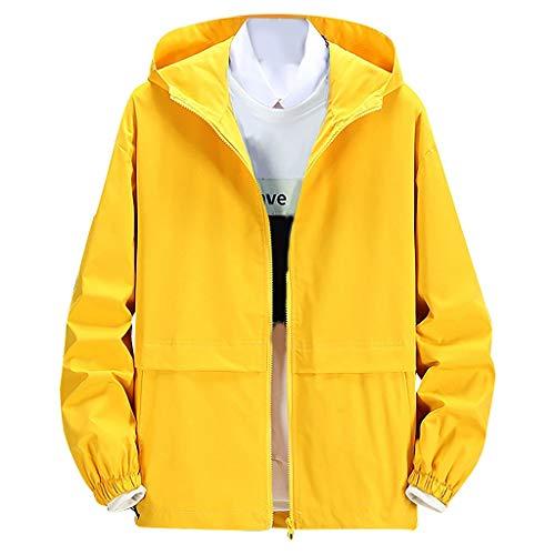 Vectry Chaqueta Hombre Abrigo Hombres Otoño Invierno Blusa De Color Sólido Outwear Casual Moda Cremallera Tops Abrigo 2019 Moda Outwear Blusa Pulóver