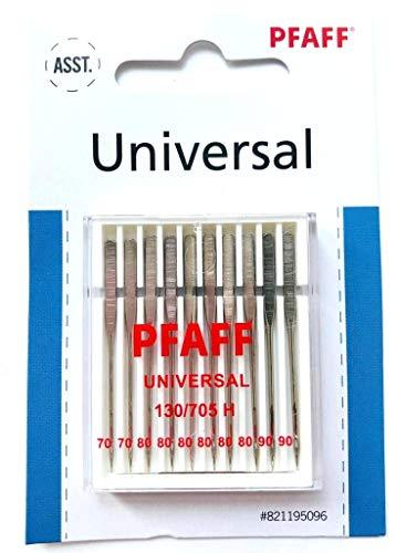 Original Pfaff Nähmaschinen Universal Nadeln Expression 3.5, 2.0, 3.0, 3.2, 4.0, 4.2, 155, 710 und Quilt Expression 720