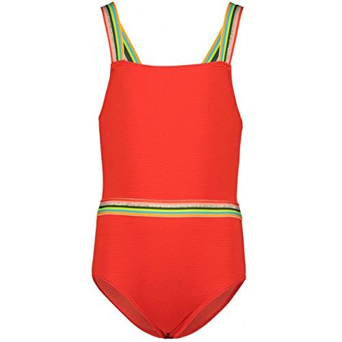 Shiwi Mädchen Badeanzug Gr. 152 cm, rot
