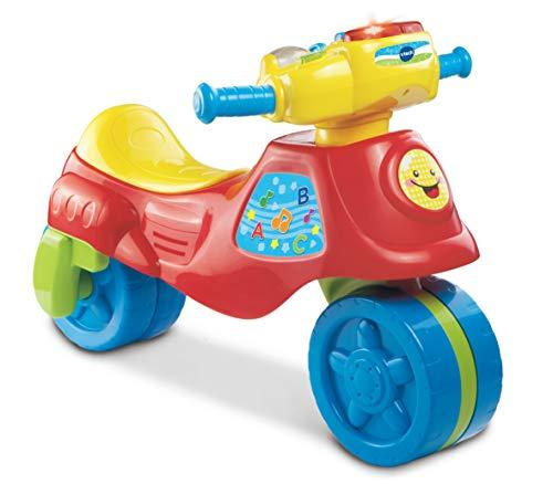 VTech- Baby Supermoto 2 en 1, Multicolor, Estándar (3480-181722)