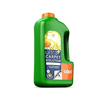 Vax New Ultra+ Pet Carpet Cleaning Solution 1.5 Litre 12