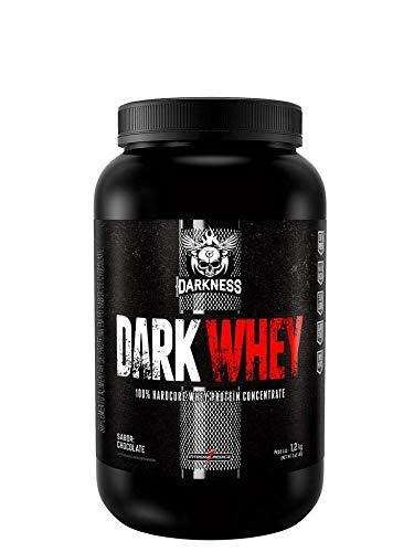 Dark Whey 100% Banana 1, 2Kg, Darkness