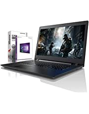 Lenovo (15,6 Zoll) Gaming Notebook (AMD Athlon™ 300U 4-Thread CPU, 3.3 GHz, 12GB DDR4, 256GB SSD, 1000GB HDD, Radeon™ Vega 3, HDMI, BT, USB 3.0, WLAN, Windows 10 Prof. 64, MS Office) #6335