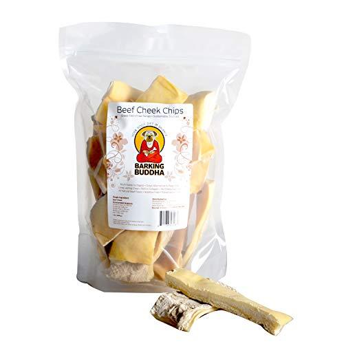 BARKING BUDDHA Beef Cheek Chips Value Pack