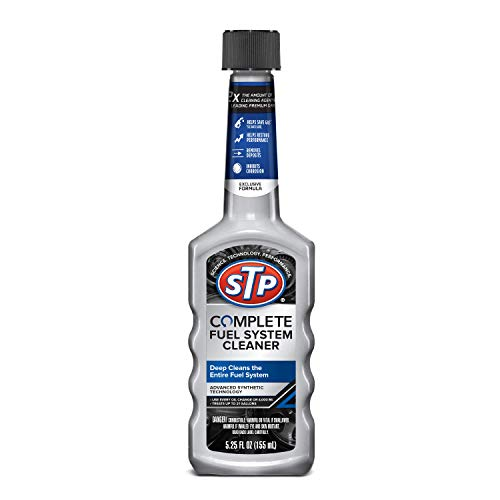 STP 78568 Complete Fuel System Cleaner