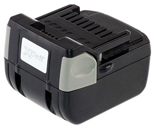 Panasonic Hückmann XCell gereedschapsaccu Li-Ion 132840 f.Hitachi 14,4 V/3 Ah accu voor elektrisch gereedschap 4042883328402