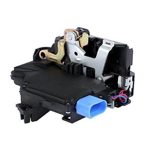 AUTOUTLET Zentralverriegelung ZV Stellmotor Türschloss für VW Golf 5 V Vorne Links 3D1837015