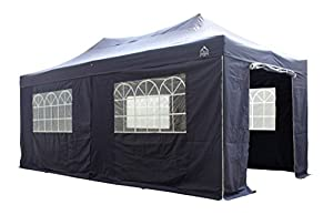All Seasons 3x6m Pop up gazebo that's waterproof and extremely strong